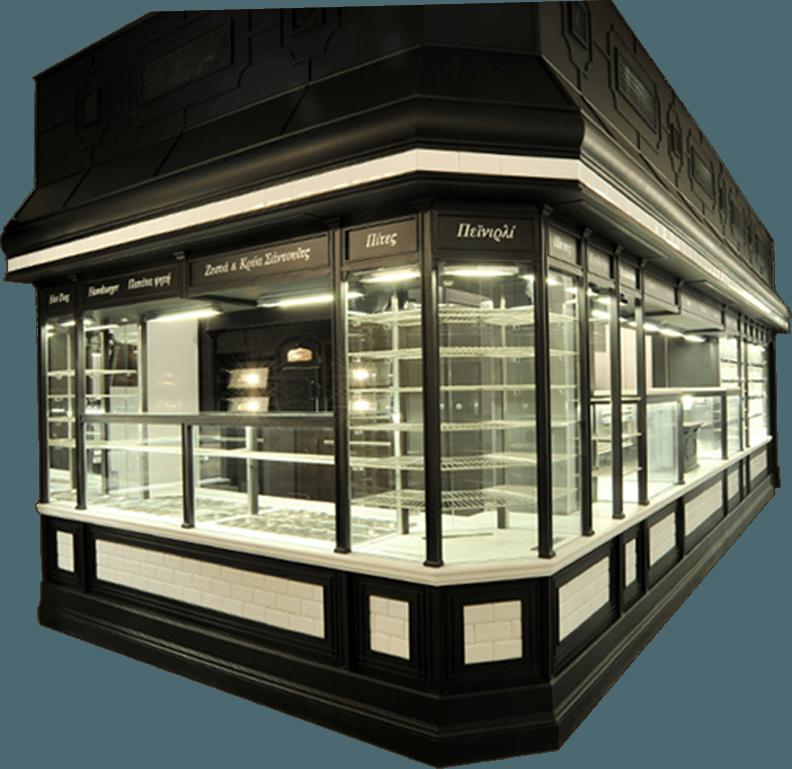 Tecs Αρχιτεκτονική Διακόσμηση επαγγελματικών χώρων